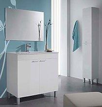 Miroytengo Pack Muebles Mueble baño Espejo