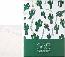 MISHITI 2021 Agenda Planificador Organizador A4