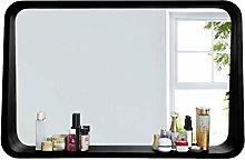 MJK Espejo de pared, gabinetes con espejos Espejo