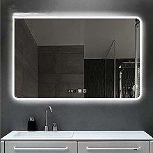 MJK Espejos de vanidad montados en la pared,