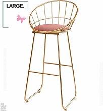 MKKM Práctica de heces taburete silla de bar