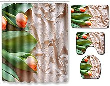 MMHJS Moderna Textura Minimalista Baño