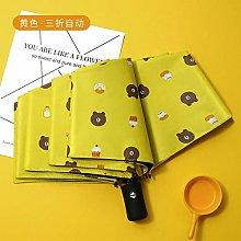 MMWW Winnie The Umbrella sombrilla de Vinilo