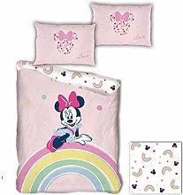 MN Minnie Mouse Disney – Funda de edredón