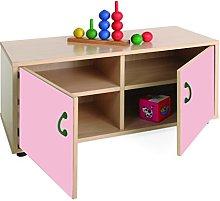 Mobeduc Mueble Infantil Superbajo Armario 4