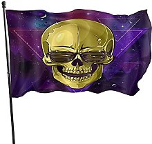 MOBEITI Banner de poliéster de 3 x 5 pies