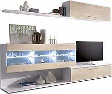 Mobelcenter - Mueble de Salón Comedor Moderno con