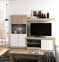 Mobelcenter - Mueble Salón Logan 005-215 x 39,8 x