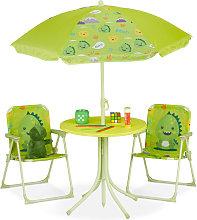 Mobiliario infantil para jardín, Sombrilla de