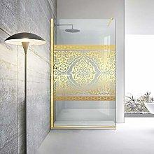 Modern Glass Art - Mampara de ducha (8 mm, cristal