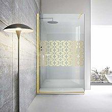 Modern Glass Art - Mampara de ducha (cristal de