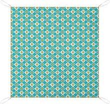 MODORSAN Ikat - Manta de Picnic Impermeable con