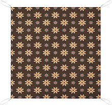MODORSAN Manta de Exterior marrón Waterproo