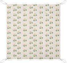 MODORSAN Manta de Picnic Floral Impermeable Botto