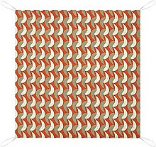 MODORSAN Manta geométrica para Picnic sin Arena