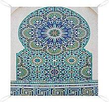 MODORSAN Marroquí Camping Ma Azulejos de