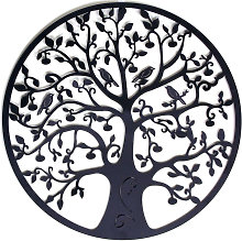 Mohoo - árbol de 60x60cm de la pared del arte del
