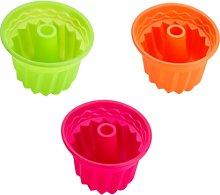 Molde Cupcakes 23X11 Cm. Silicona