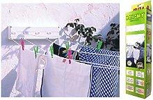Monchy Ibiza 4C Tendedero automático, Blanco,