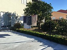 Monchy T Jardin Epoxi Tendedero, Metal, Verde