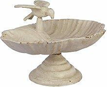 Moritz Bebedero para pájaros de hierro fundido