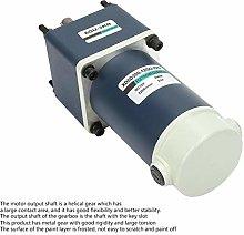 Motor de CC reductor de engranajes de 12 V y 300