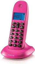 Motorola C1001Lb+ Teléfono Dect Púrpura
