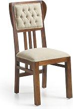 Moycor - silla flamingo orejera tapizada 48x45x105
