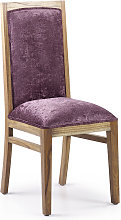 Moycor - silla merapi tapizada 45x55x105 cms