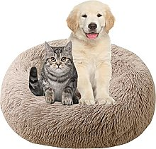 MOZTBH Cama para Perros, Cama para Mascotas de