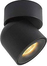 MQJ Lámpara de Techo Giratorio de Foco de 360