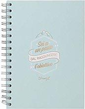 Mr. Wonderful - Cuaderno A5 con Texto en inglés