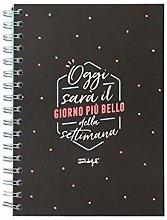 Mr. Wonderful - Cuaderno A5- Hoy será el día