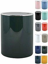 MSV Cubo DE Basura AS KAMAKA 6 litros Verde Oscuro