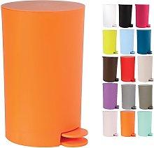 MSV Cubo de Basura, Naranja, 0