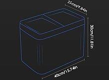 MTYLX Cubo de Basura de Cocina, Botes de Basura de