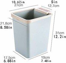 MTYLX Cubo de Basura de Cocina, Cubo de Basura