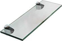 Mucola - Estante flotante de cristal Estante de