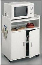 Mueble/Armario Auxiliar de Cocina para Microondas