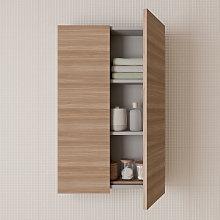 Mueble auxiliar de baño KANSHA de 50 cms. con 2