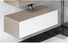 Mueble auxiliar fenólico con cajón ROTI Doccia