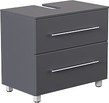 Mueble base universal con patas 70 cm Antracita