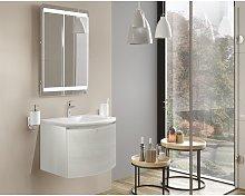Mueble de baño 60 cm Venere color Madera Nórdica