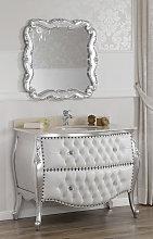 Mueble de baño con espejo Ramirez estilo Barroco