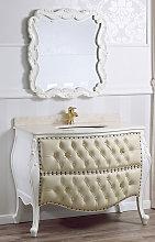 Mueble de baño con espejo Ramirez estilo Shabby