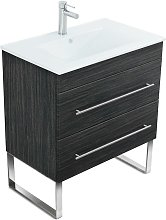 Mueble de baño con patas Casa Infinity 750