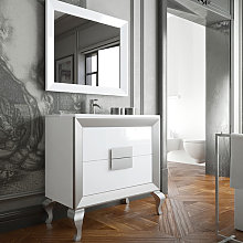 Mueble de baño de Campoaras L-Gant Kuadrus con
