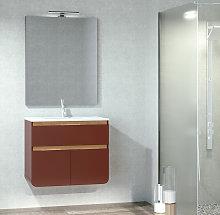 Mueble de baño de Campoaras Lusso 1 suspendido 2