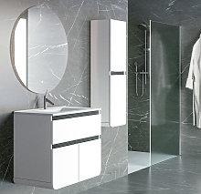 Mueble de baño de Campoaras Lusso suspendido 2