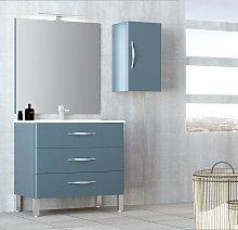 Mueble de baño de Campoaras Tecia con patas 3